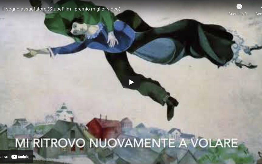 """""""Il sogno Assuefatore"""", Gioele Trevisan vincitore dello Stupefilm Italy Contest"""